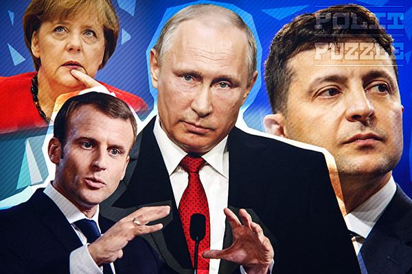 Ковтун предрек исход встречи президентов России и Украины в Париже новости,события,новости,политика