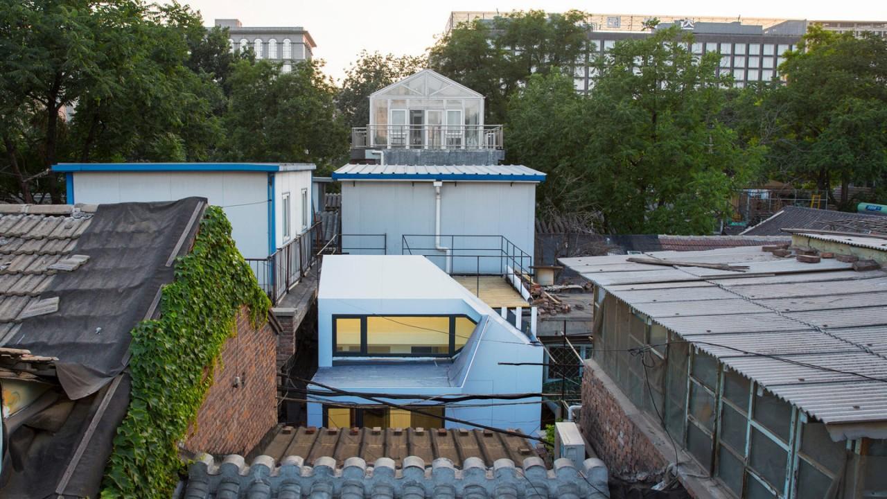 Хайтек по-пекински. В Китае нашли способ удешевить строительство домов в 30 раз