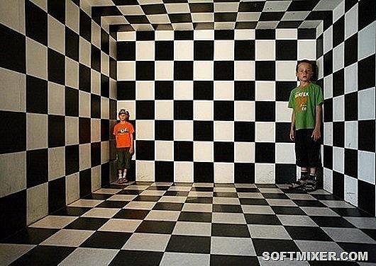 Как оптические иллюзии обманывают мозг