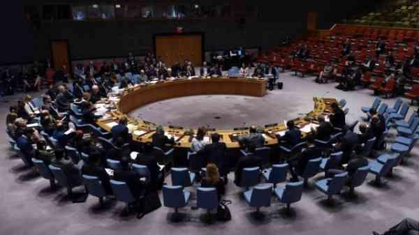 Скандал в ООН. Постпред Кита…