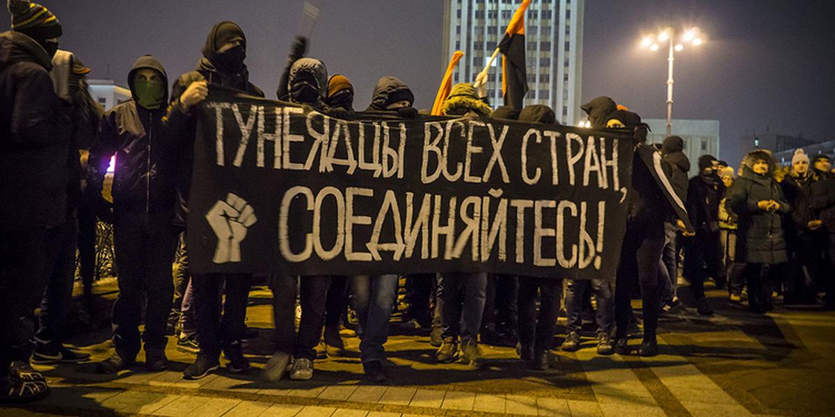 «Новая газета» вновь впряглась в разжигание госпереворота в Белоруссии