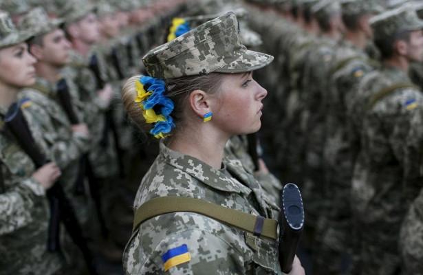 Украина приготовилась кполномасштабной войне сРоссией