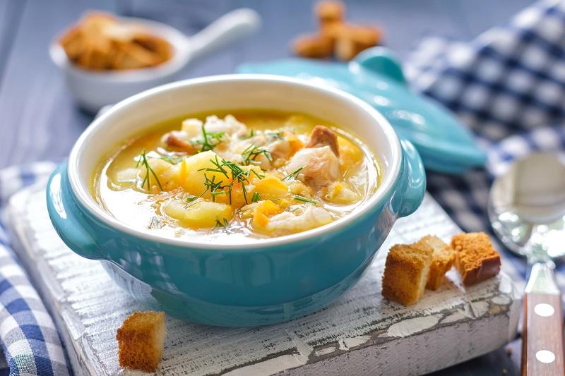 как приготовить гороховый суп домашний