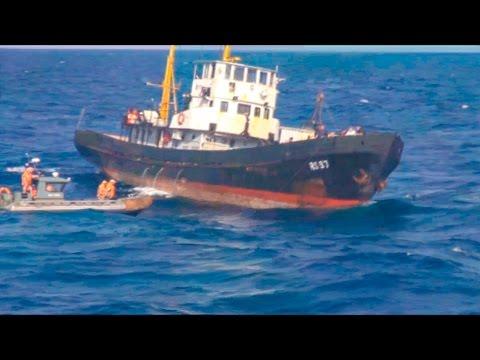 Реакция на спасение своего корабля показывает уровень абсурда на Украине (Ирина Алкснис)