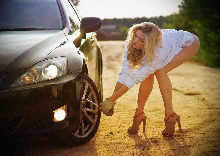 Девушки и машины прикольные картинки, классный