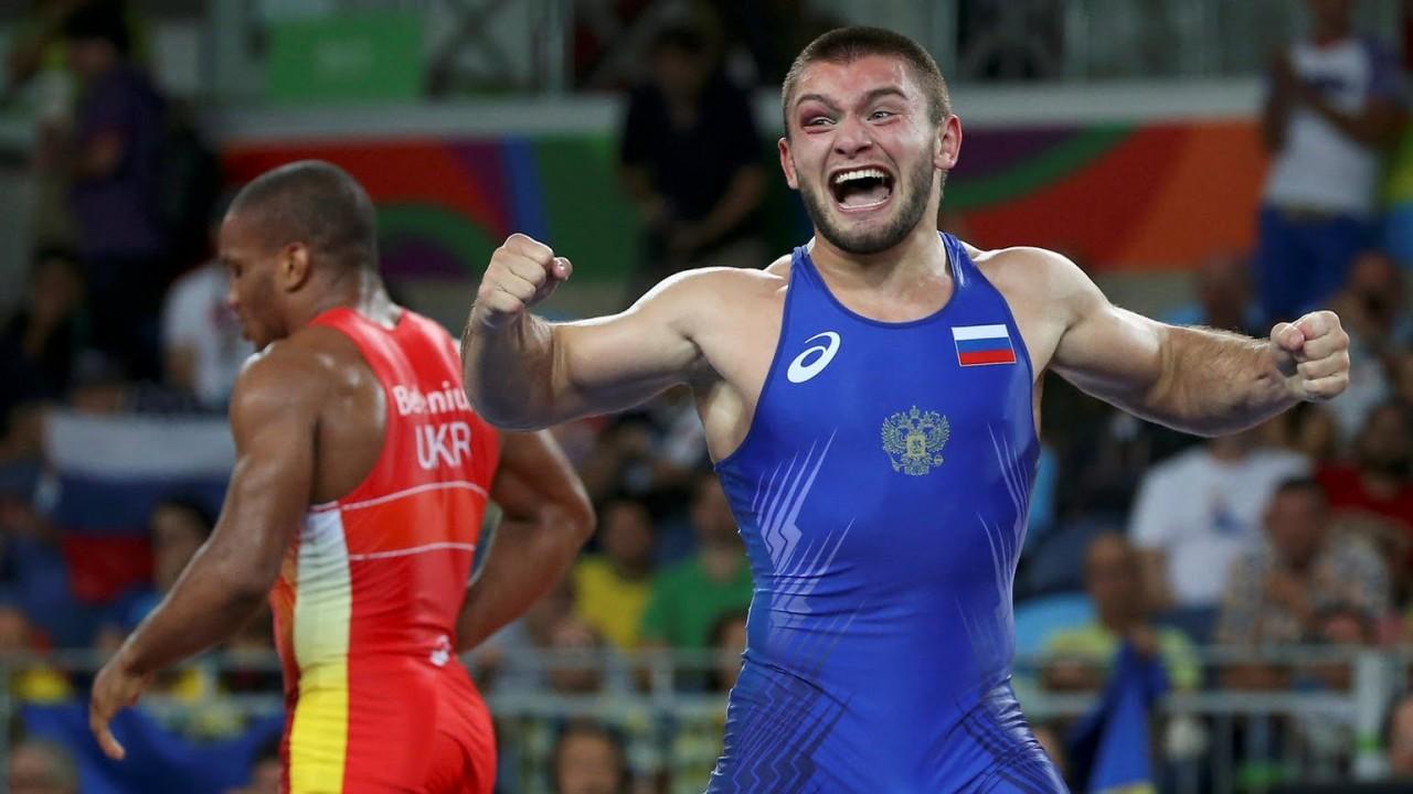 Ехидный Douglas: Олимпийское…