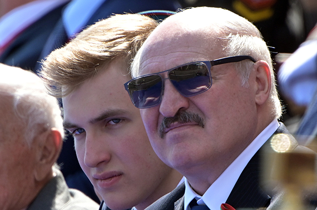 Николай Лукашенко рассказал Наиле Аскер-заде о личной жизни, планах на будущее и отношениях с отцом Звездные дети