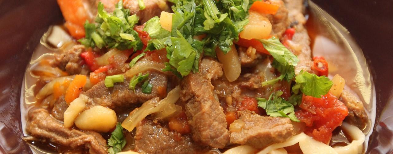 4 рецепта превосходных гарниров к мясу