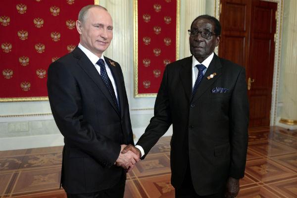 Вот за эти «грехи» лишили власти Мугабе