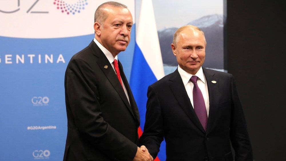 Как Путин США через Турцию от двух бортов в угол загнал