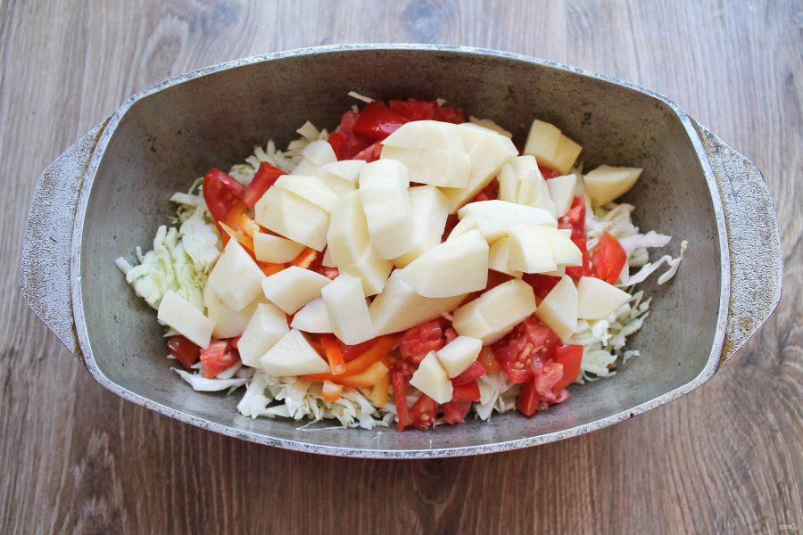 Солянка с кроликом мясные блюда,овощные блюда