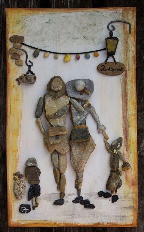 Видеть жизнь в камне- это настоящее искусство и магия handmake