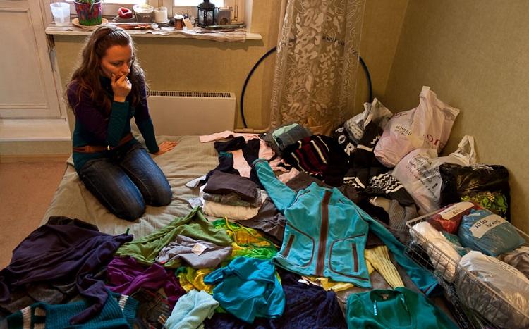 Как без сожалений избавиться от ненужных предметов гардероба: шаги