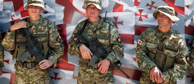 Оружие для ИГИЛ раскрыло роль Израиля в войне 08.08.08