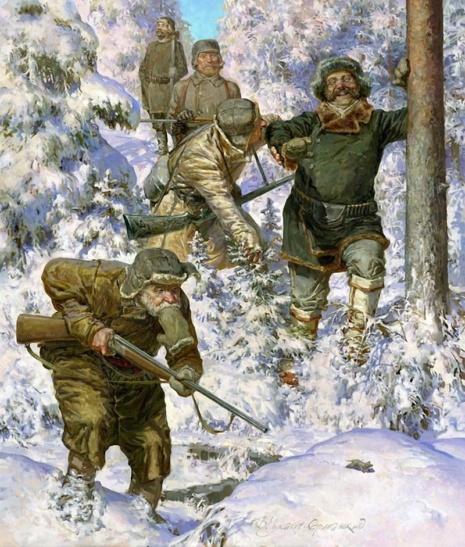 художник Владимир Чумаков-Орлеанский картины – 15