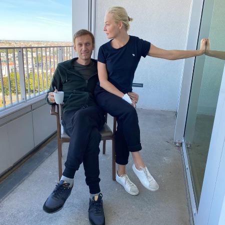 """Алексей Навальный рассказал, как жена вернула его к жизни: """"Юля, ты меня спасла!"""" Звездные пары"""