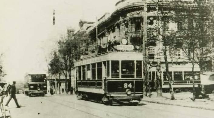 Аркадий Хайт. «Одесский трамвай»