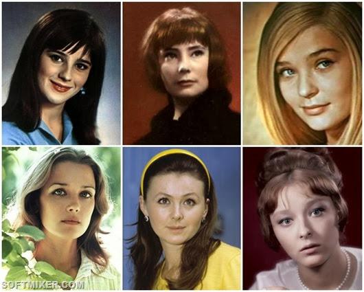 Прекрасные советские актрисы