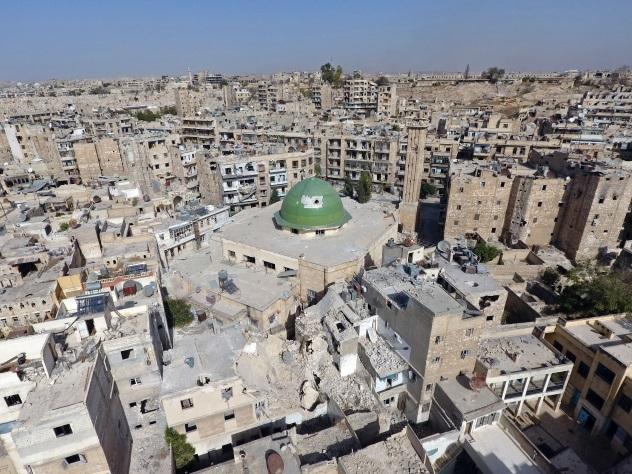 Американцы приказали бельгийским ВВС бомбить Алеппо