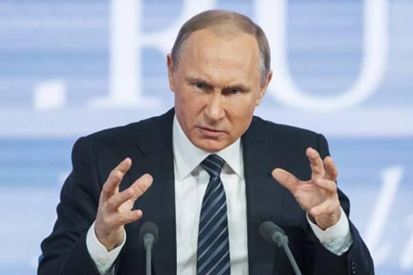 Пошли на попятную: США осознали, что Путин не шутит