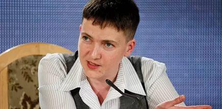 Савченко: «Порошенко должен …