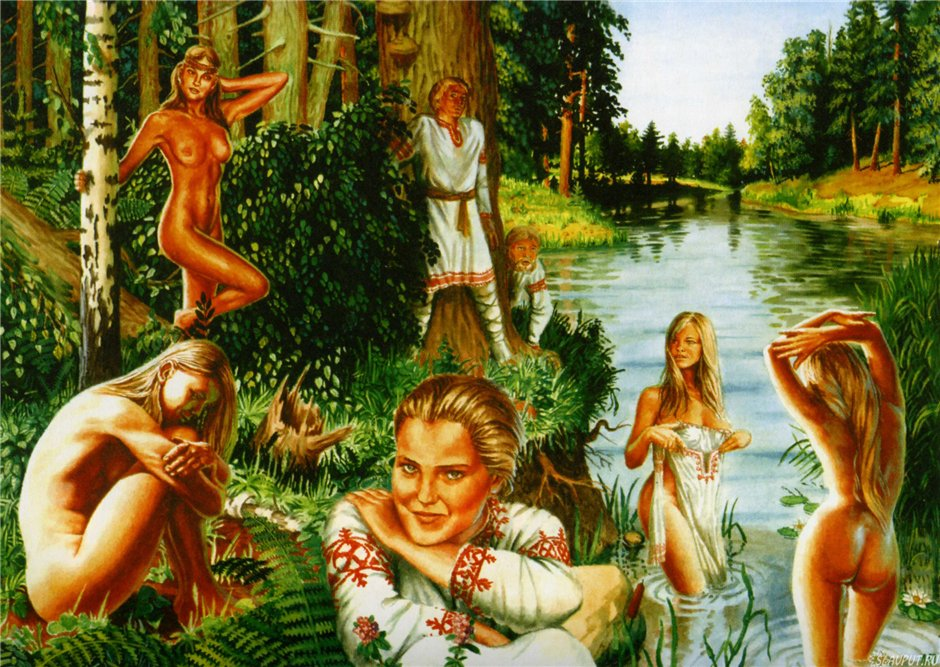 Секс в супружестве в древней руси