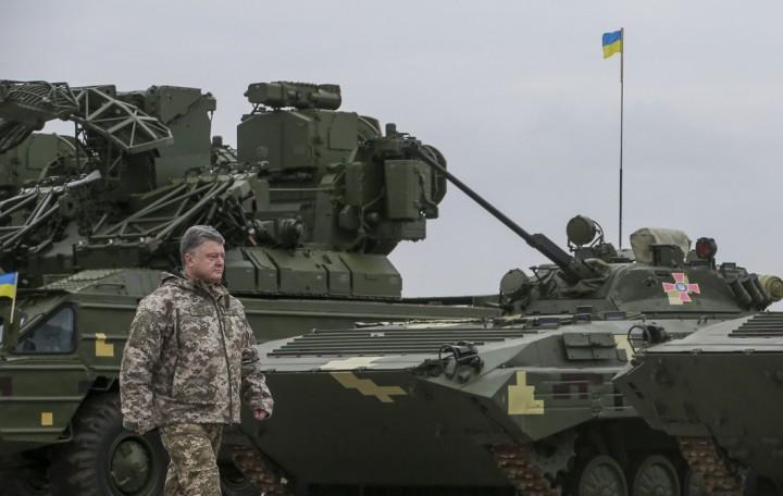 Дикие скачки. Порошенко хочет союза с Россией и направляет АТО в Крым