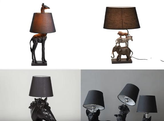 Превращаем ненужную игрушку в дизайнерскую лампу