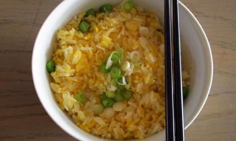 Eggs fried RICE или яичный рис жаренный. Ramzia Ra