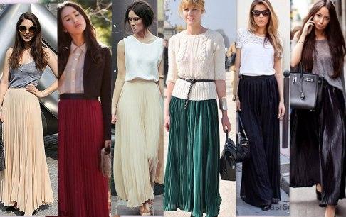 Плиссированная юбка: как выбирать и с чем носить