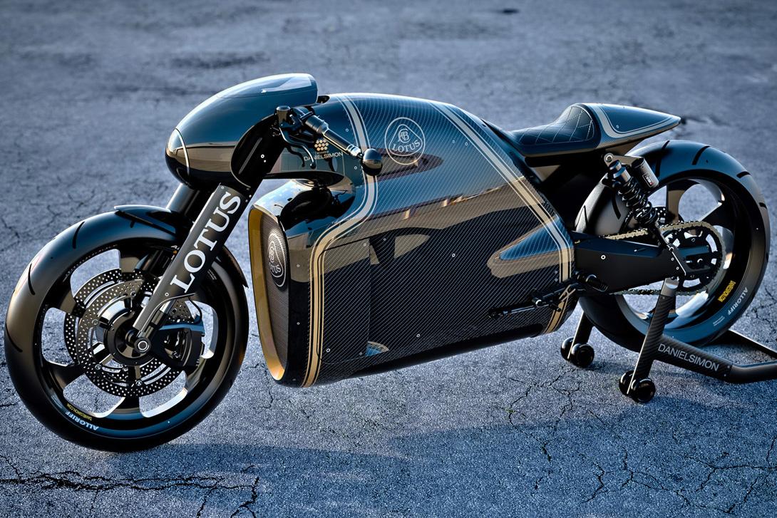 12 самых невероятных мотоциклов мира