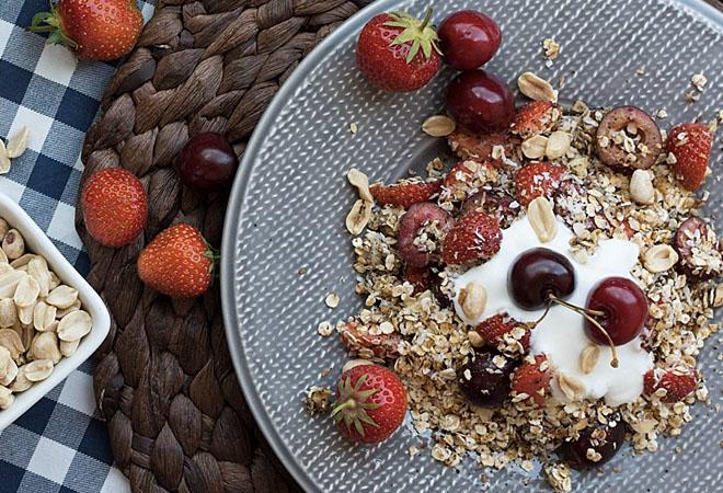 Зимние завтраки, заряжающие энергией