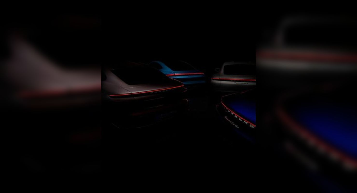 Представлена новая версия Porsche Taycan Автомобили