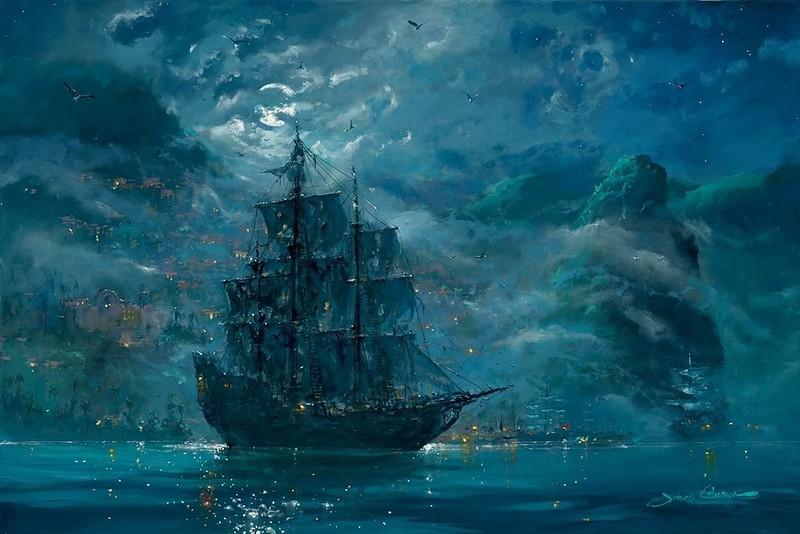 Чумные корабли
