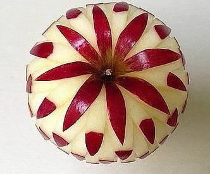 Как вам яблочки?