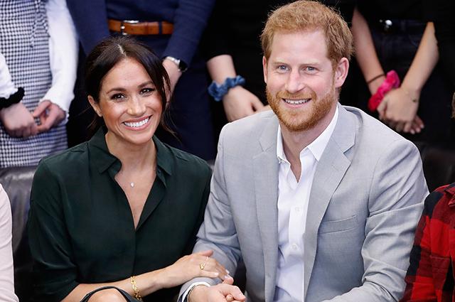 Меган Маркл и принц Гарри планируют визит в Великобританию