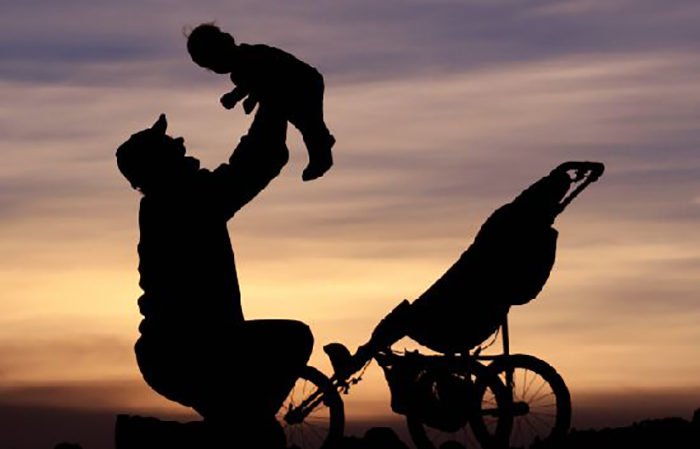 В Финляндии папа в декрете ‒ обычное дело декретный отпуск,дети,семья,Финляндия