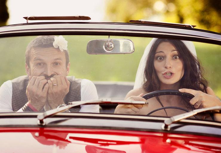 Женщины за рулем: видеоподборка автонеудачниц