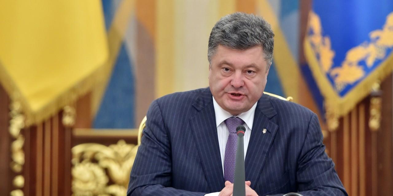 Порошенко рассказал о беседе с Трампом касательно ситуации в Крыму и Донбассе
