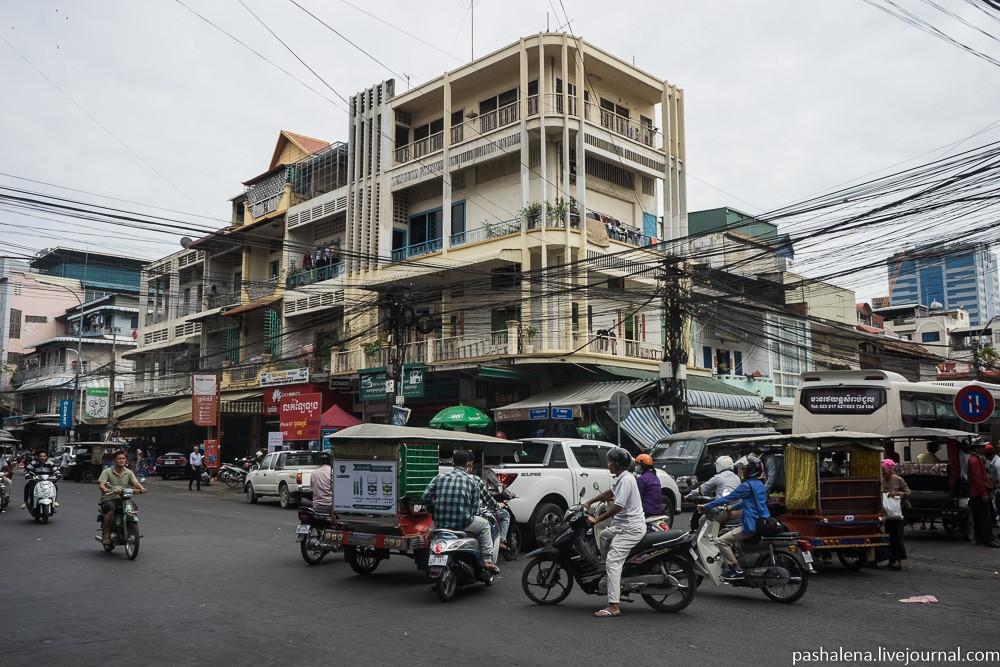 Пномпень – город в шаге от Африки