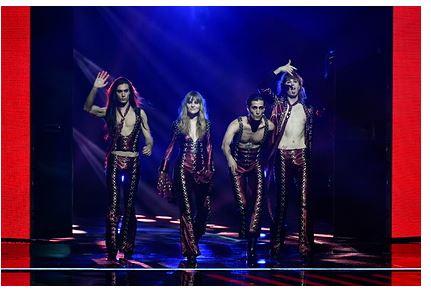 Италия победила на «Евровидении» Шоу бизнес