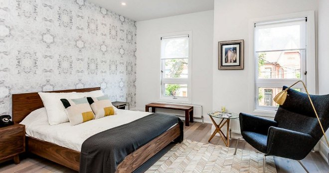 Дизайн спальни – разные варианты в зависимости от площади помещения и совмещения с другими комнатами