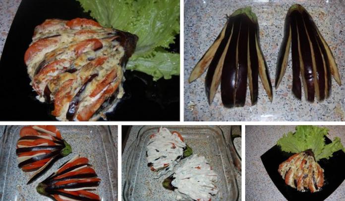 Блюдо, которое украсит любой стол: Баклажаны «Жар-птица»