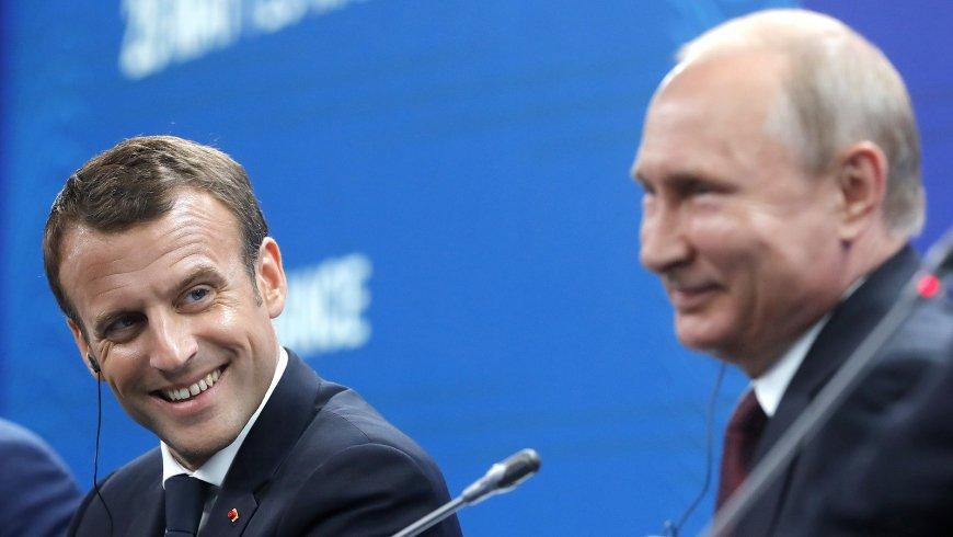 Европа идет на сближение с Россией не желая допустить победу англосаксонского содружества