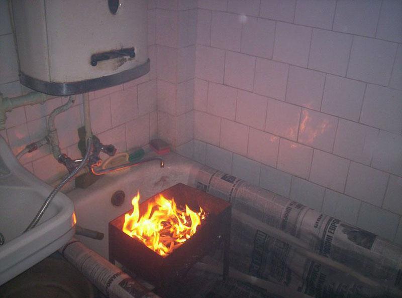 Я требую, чтобы огонь и мясо вернулись к человеку!