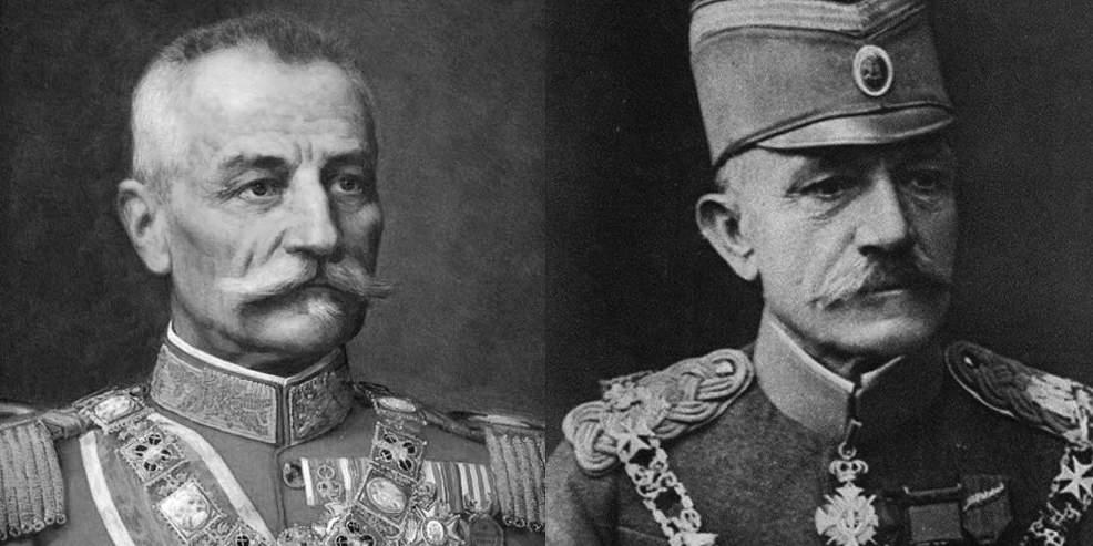 Кто кого: сербы против целой империи