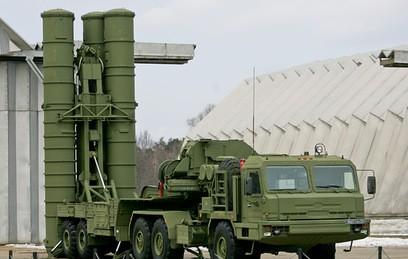 Крым получил второй дивизион ЗРК С-400