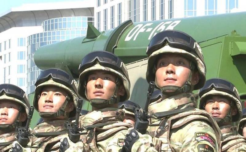 В Китае: Мы будем вынуждены увеличить арсенал ядерного оружия из-за американских поджигателей войн Новости