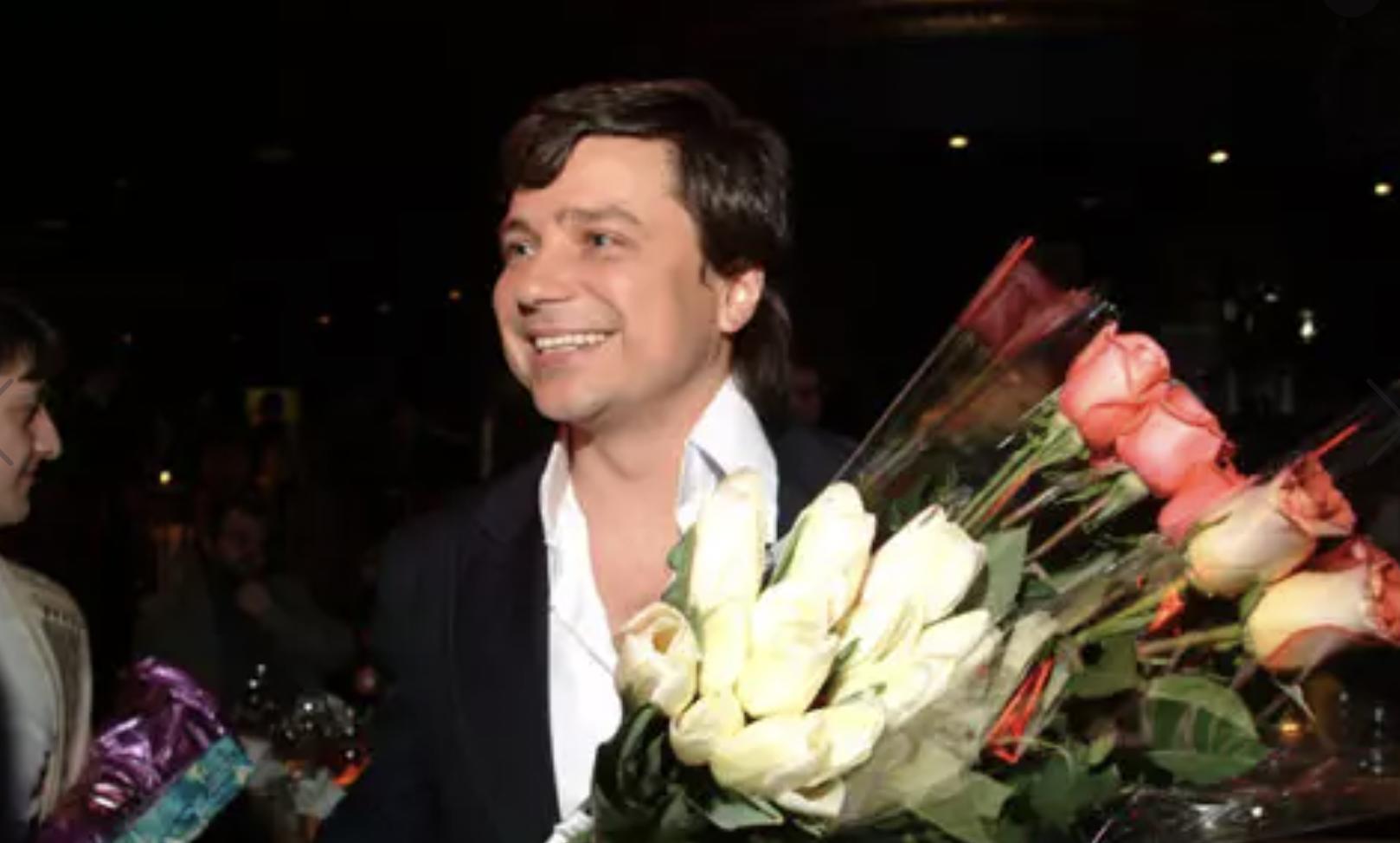 Как сейчас выглядит красавчик Владимир Асимов из группы «На-На» звезда,концерт,певец,фото,шоубиz,шоубиз