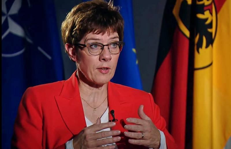 «Разговор с позиции силы»: в Германии назвали ответ Минобороны России «безвкусным» Новости